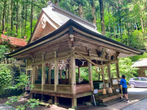 上色見熊野座神社の社