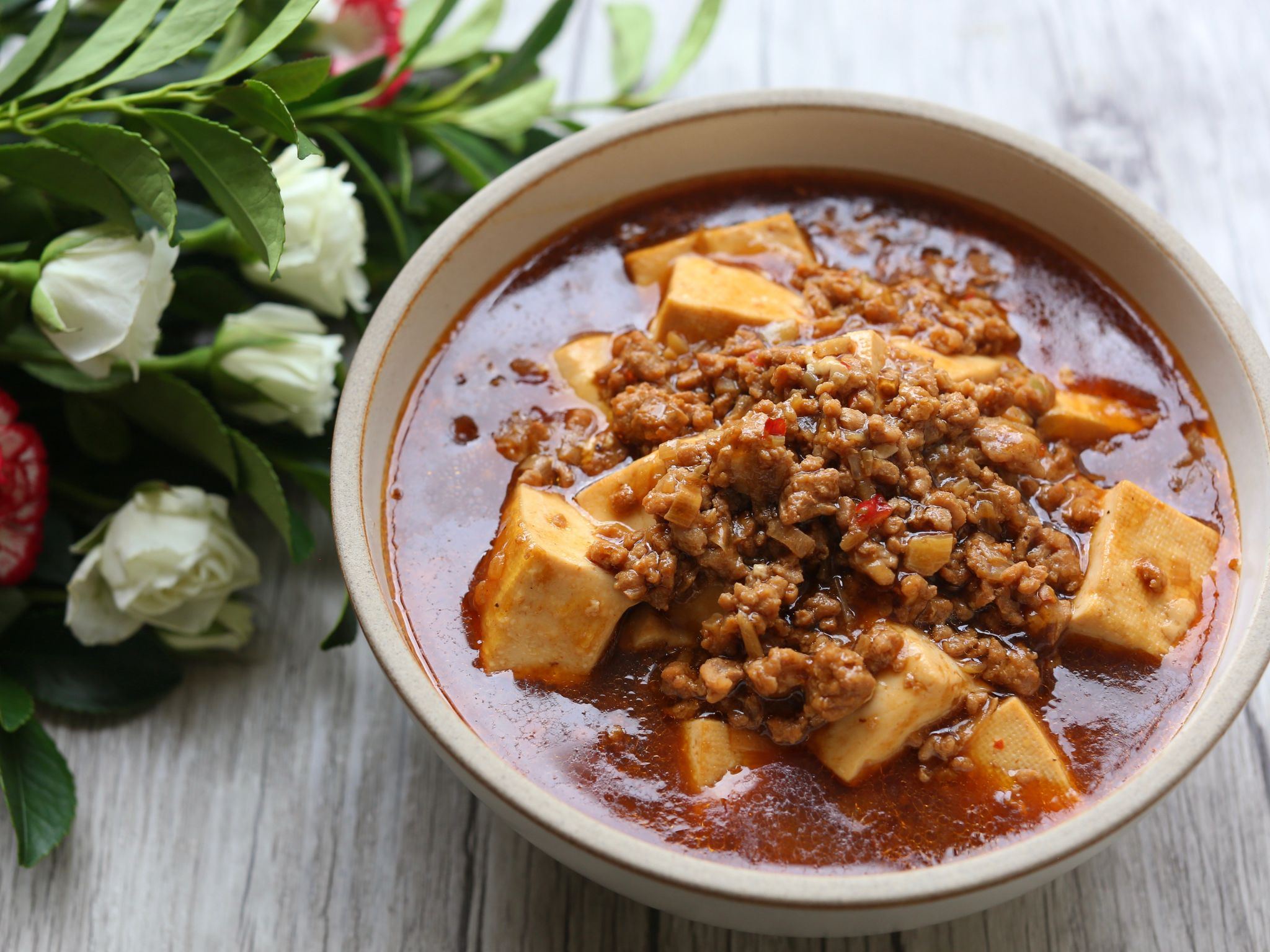 婆 豆腐 作り方 麻